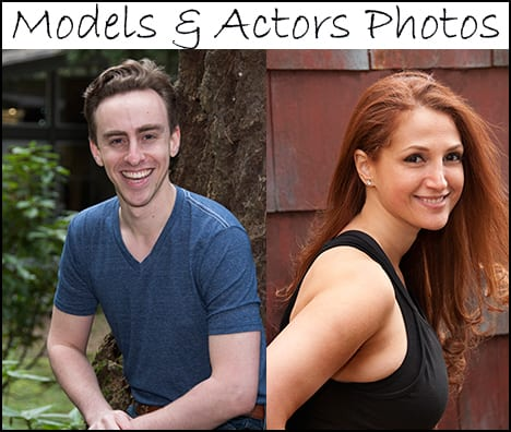 Headshots For Models and Actors
