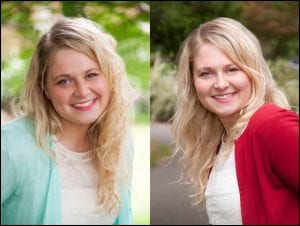 Headshot Photography in Natural Light PDX