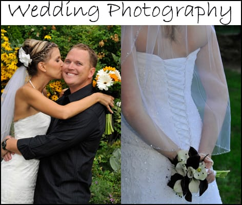 Photographer for Elopement & Small Wedding